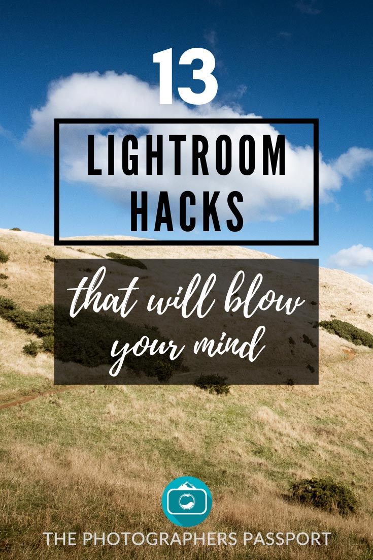 Are you looking to improve your skills in Lightroom or perhaps you would like to learn a few helpful shortcuts? If so click here to find out some great Lightroom Hacks to step up your Lightroom game.