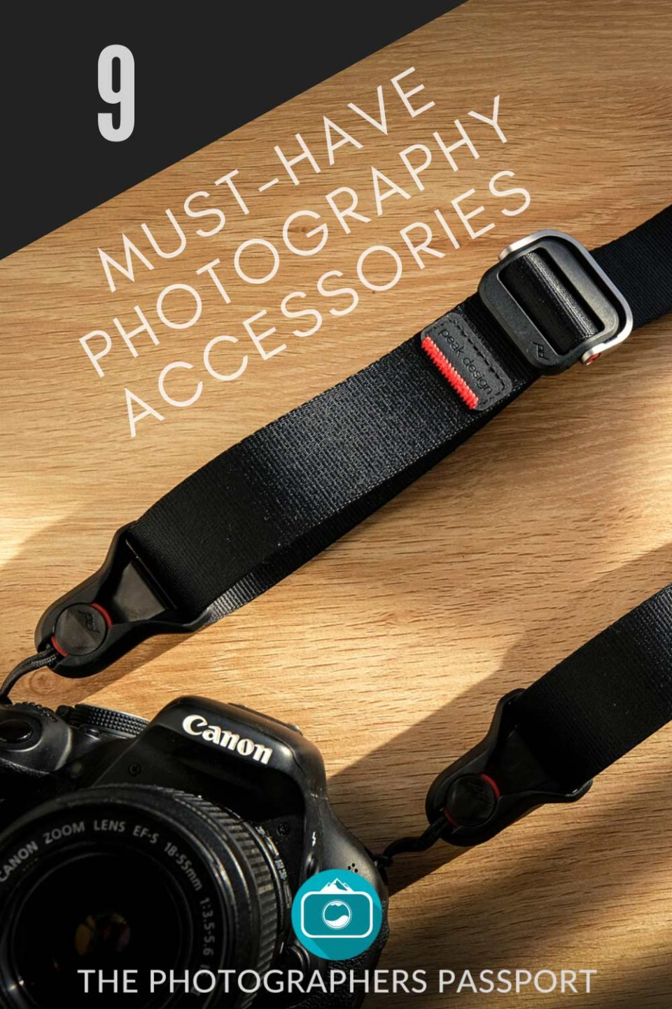 Are you looking to improve your travel photography? Well with my list of 9 must-have photography accessories you can make that a reality! Click here to find out more.